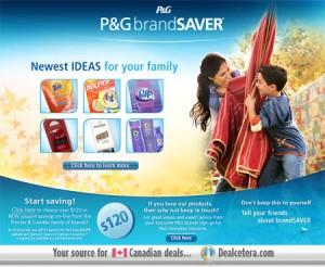 Free Samples Of P G Brands New Link Kroger Krazy