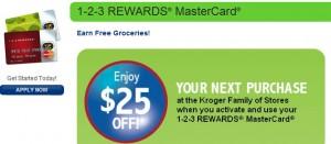 Apply for Kroger 6-6-6 Rewards Visa = FREE Groceries! Kroger Krazy
