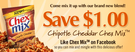 Chex mix coupons printable