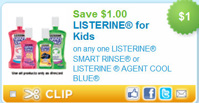 picture about Listerine Coupons Printable called Listerine good rinse discount codes printable : Halifax nova