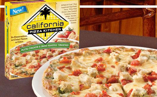 California Pizza Kitchen Interiors Design