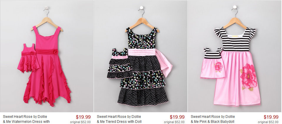 Zulily | Dollie & Me Outfits are BACK!! - Kroger Krazy