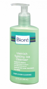FREE Sample of Biore Blemish Fighting Ice Cleanser! - Kroger Krazy