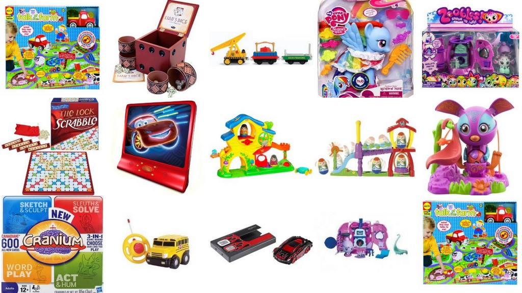 Toys From Kroger : Huge amazon toy list thomas the train zoobles games
