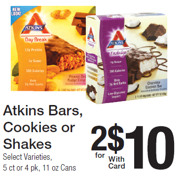 If you're on the Atkins diet or are wanting to try the low-carb diet started by Robert Atkins, you can now save on your weight loss journey with these Atkins coupons. Try any of Atkins' products to promote and sustain healthy weight management and loss, like their frozen meals, meal bars, shakes and .