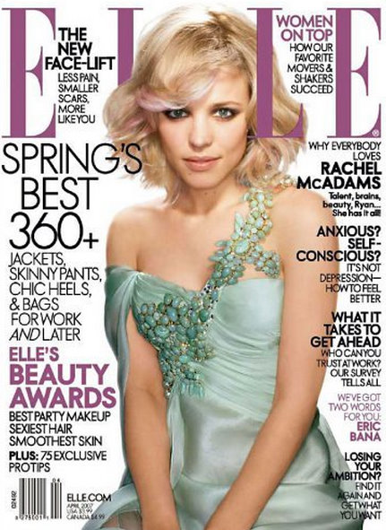 Discount mags 1 year subscription to elle for only for Subscribe to elle magazine