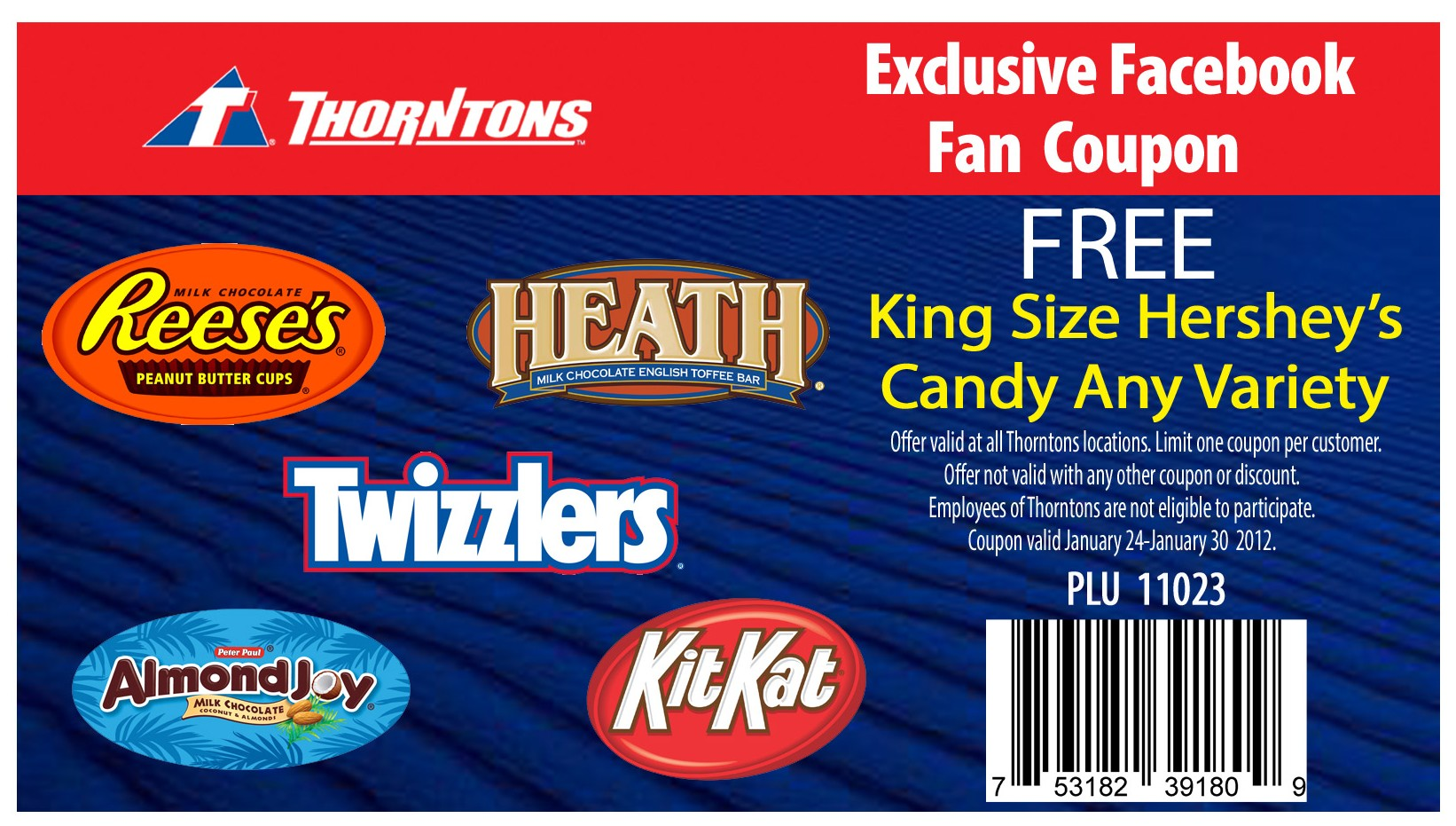 Save up to 10% with these current Thorntons coupons for November The latest downbupnwh.ga coupon codes at CouponFollow.