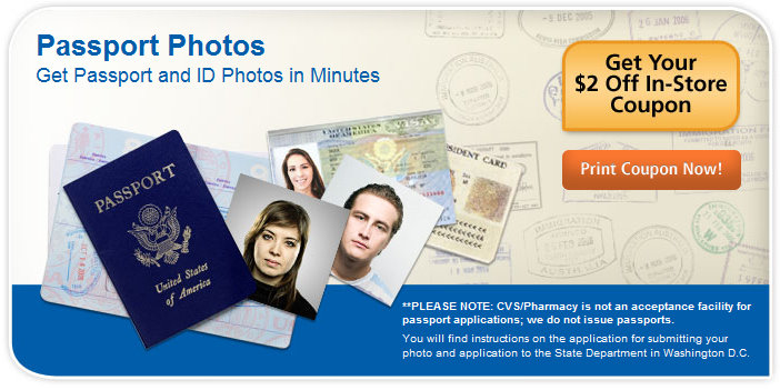 2 00 off passport id photo   cvs deal