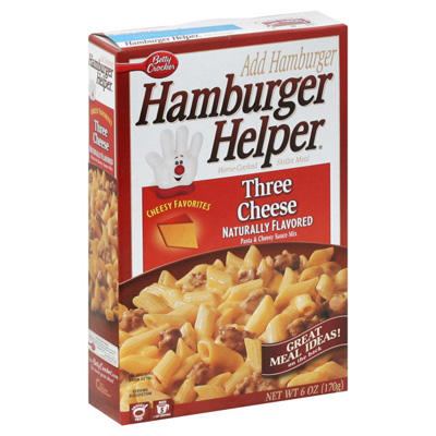 High Value Hamburger Helper Coupon! - Kroger Krazy