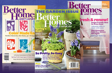 Eversave 2 Year Subscription To Better Homes And Gardens