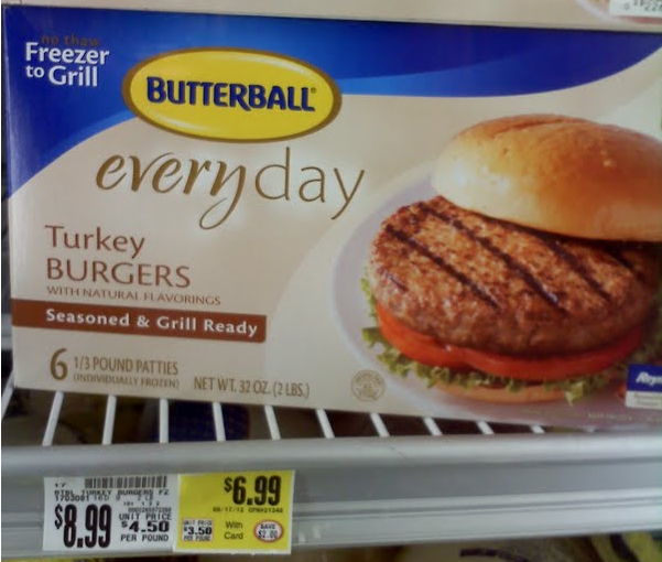 You can pick up cheap Butterball Turkey Burgers with the new coupon. Pair the coupon and the Ibotta offer to pay just $ for a two pound box of %. You can pick up cheap Butterball Turkey Burgers with the new coupon. Pair the coupon and the Ibotta offer .