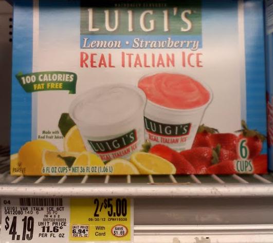 Luigi's pizza coupons
