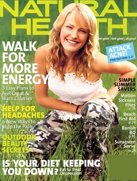 Natural Health Magazine Discount Subscription