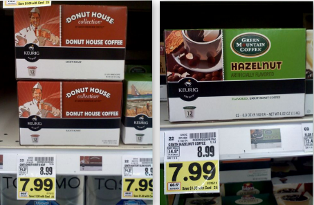 New k cups coupons hot kroger deals on donut house for Mountain house coupon code