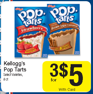 photo relating to Pop Tarts Coupon Printable named Clean Pop-Tarts Coupon for Up coming Months Kroger Sale! Kroger Krazy