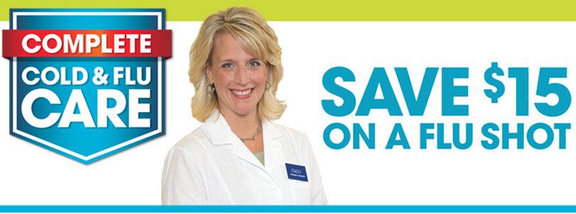 Save $15 on a Flu Shot at the Kroger Pharmacy! | Kroger Krazy