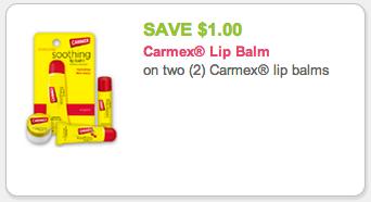 carmex coupon