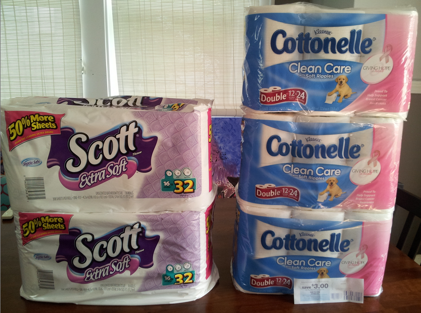 Toilet paper deals toronto