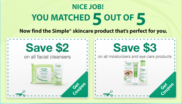 Simple skincare coupons 2018