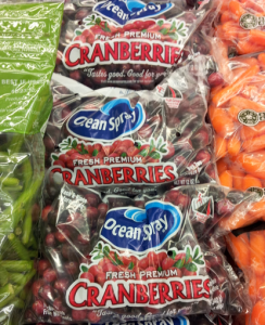 Ocean Spray Fresh Cranberries coupon