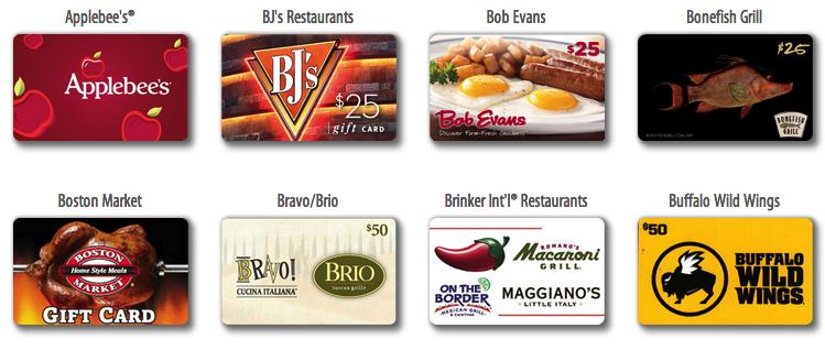 Kroger 4X Fuel Rewards when you buy Restaurant Gift Cards ...