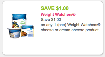 image relating to Weight Watcher Printable Coupons called Clean Fat Watchers Cheese Coupon + Kroger Bargains!! Kroger