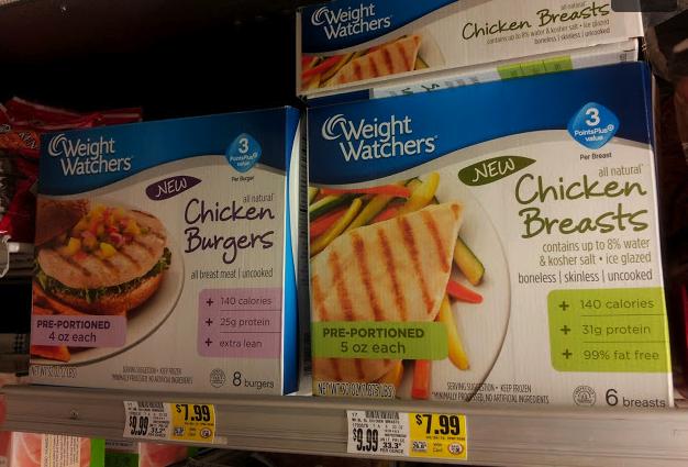 recipe: weight watchers chicken burgers nutrition [20]