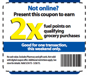 Other Coupons and Deals at Kroger