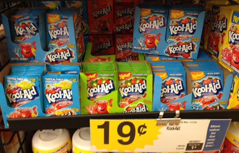Kool Aid Printable Kool-aid Pouches