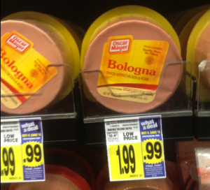 Oscar Mayer Bologna Only 0 07 At Kroger With New Mega Sale Pricing on oscar mayer bacon coupon 2013