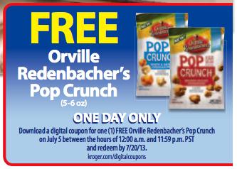 FREE Orville Kroger