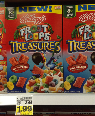 Froot Loops Kroger