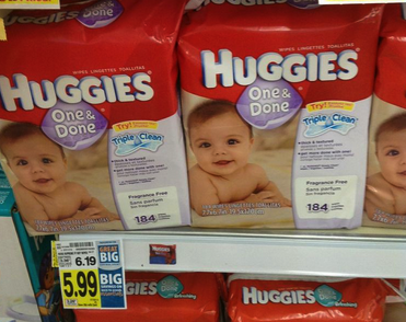 Huggies Wipes Kroger