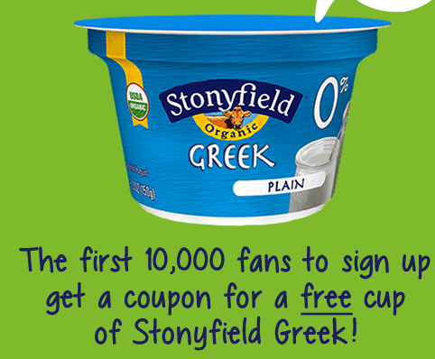 Stonyfield Greek