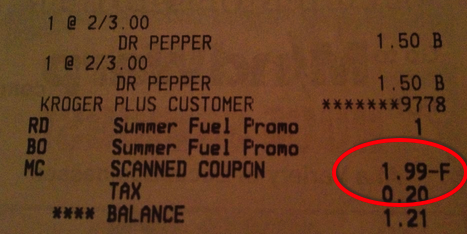 dr. pepper ten coupon