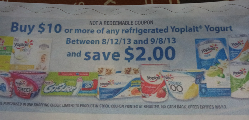 yoplait catalina