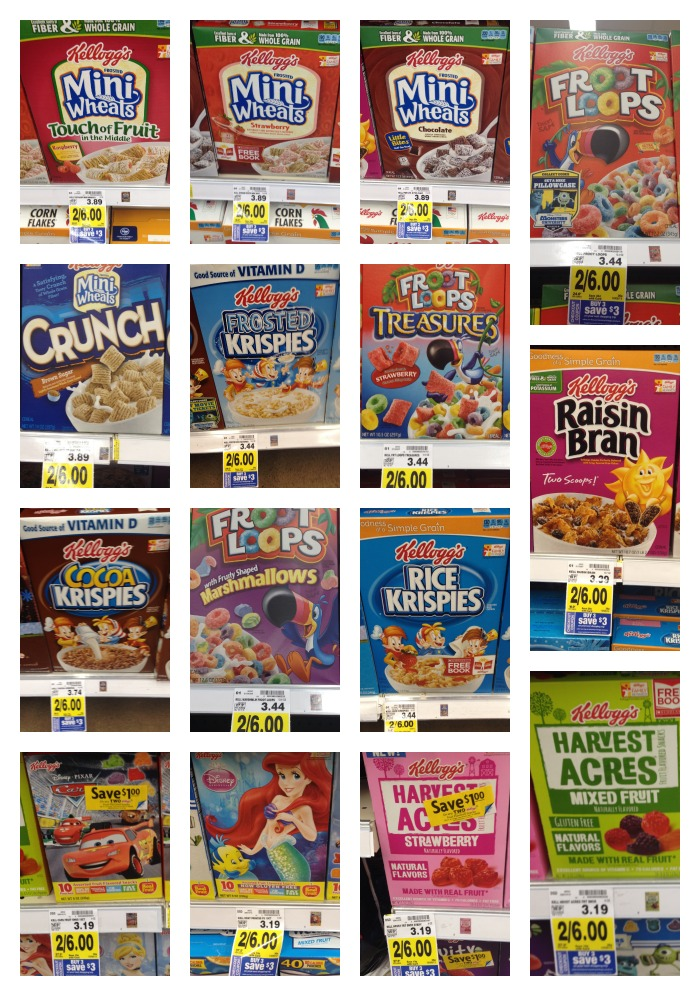 Pirates of the Caribbean Cereal – Kellogg's (–) Pokémon Cereal – Kellogg's () Pop-Tarts Crunch – Kellogg's () Powdered Donutz – General Mills (early s) Product 19 – Kellogg's (–) Pro Grain Cereal Kellogg's (–) Pro Stars (feat. Wayne Gretzky on .