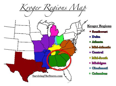Kroger Atlanta Region