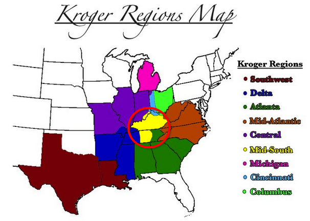 Kroger no doubles