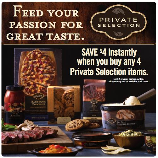 Private Selection Mega