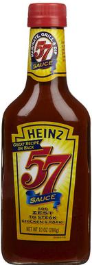 57 sauce coupon