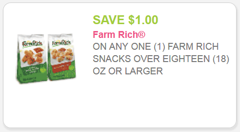 Farm Rich Coupon