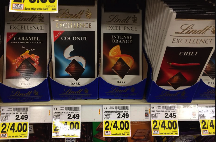 lindt coupon