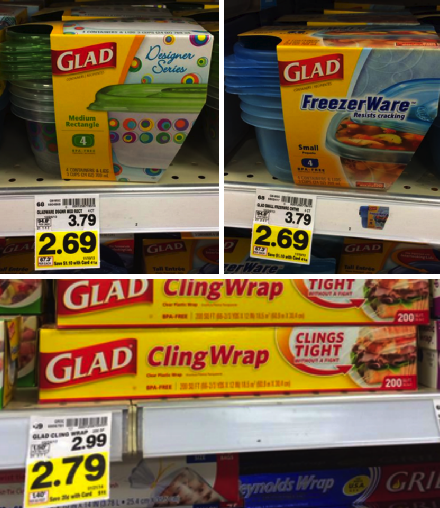 glad food storage coupon