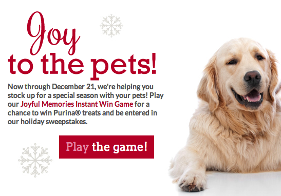 Purina Joyful Moments