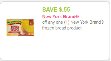 New York Bread Coupon