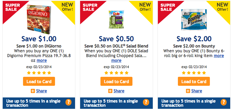 Can you use kroger digital coupons with paper coupons