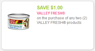 Valley Fresh Chicken Coupon
