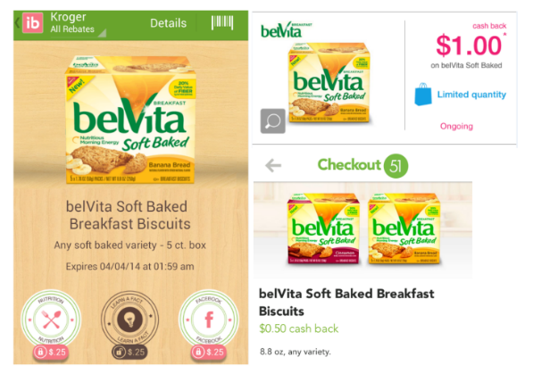 Belvita App Coupons