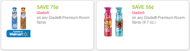glade spray coupon